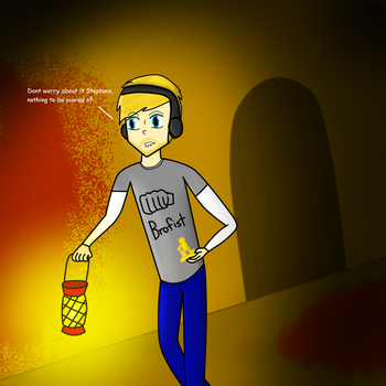 Don't worry stephano by lightningbabe