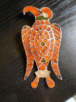 Bird Brooch by fenever