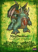 Magtheridon by Hilson-O