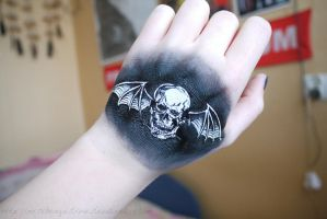 Deathbat by mrsxbenzedrine