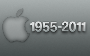 RIP Steve Jobs V2 by GrimlocK38