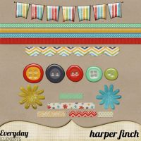 Everyday Elements by Harper Finch by harperfinch