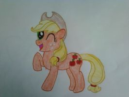 Applejack by AperatureScience