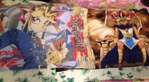 Yu-Gi-Oh Pillow Cases by Yamigirl21