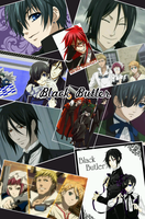 Black Butler by VampireCatz