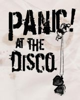 Panic at the Disco Locket by SwissDutchess