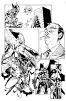Batman Incorporated 4 page 16 by JosephLSilver