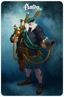 Angus MacLeod by naiiade