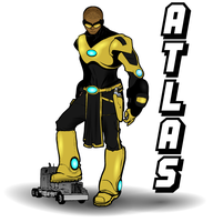 Atlas by TheAnarchangel