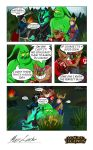 The Perfect Bush-League of Legends Comic by ArtKirby-XIV