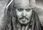 69-2000 Captain Jack sparrow by SolyiKim