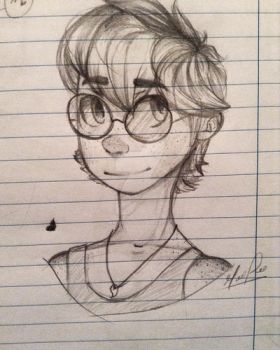 .-glasses hiccup-. by angelic1411