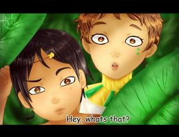 APH+LH: The Discovery by LKeiko