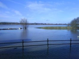 Tewkesbury Floods 2008 by MagicalCrystal