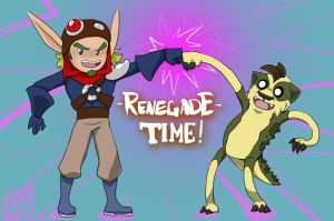 Renegade Time! by LadyFitz