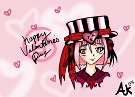 Happy Valentine's Day, Late by AshiriKagee