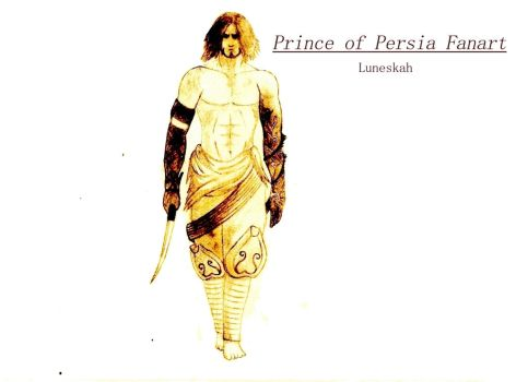 Prince of Persia: Prince by Luneskah
