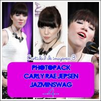 Carly Rae Jepsen Photopack -4- by Jazminswag-Editions