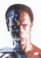 The Terminator 2 by Various-Aliter