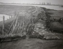 detail from Along the Estuary by hphnstories