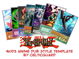 Yu-gi-oh anime Magic Set Editor Template -DL fixed by CelticGuard