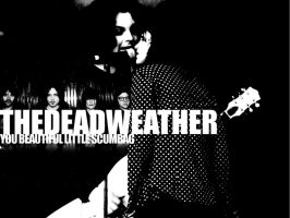The Dead Weather Wallpaper by FighterOfFoos