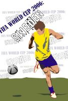 FIFA WORLDCUP: Sweden by dopehatx