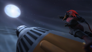 SFM Gift - To The Moon by McTaylis