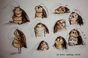 Unlikely cute creature design #1 by TamiTw