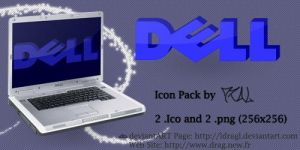 Dell Icon Pack by lDragl