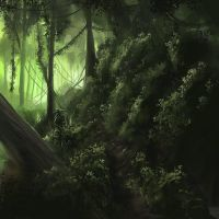 Jungle Speed Paint by LJFHutch