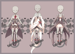 Costume adoptables 4 (CLOSED) by Epic-Soldier