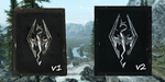 Skyrim Dock Icon - The Book of the Dragonborn by Doctor-Cool