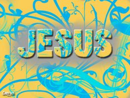 JESUS by Gaby-am