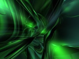 Shades of Green by relhom