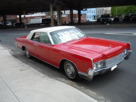 1967 Lincoln Continental Convertible III by Brooklyn47