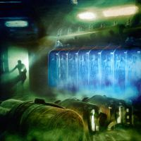 Cryogenic Room by MOracz