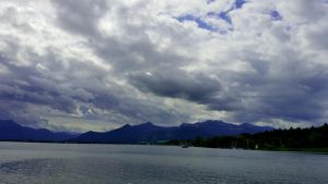 Chiemsee Magic by theWitchofGrich