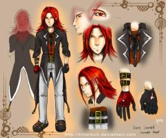 Viers Character Sheet by kirej7