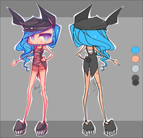 [ADOTABLE] 01 by Lapin-adopts