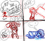 TAMA IS MISSING (Poorly Drawn Comics - PT 3/5) by Oruroo