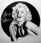 Marilyn Monroe 6 by 7Brandon3