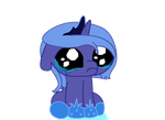 crying Luna by Keanno