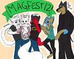 MAGfest 12 by Zoinkles