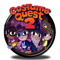 Costume Quest 2 by RaVVeNN