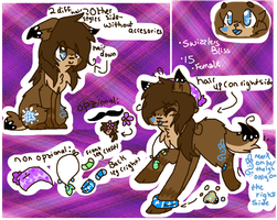 2014 Swizzlers Bliss Ref Sheet by snickIett