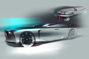 BMW sketch 4 by TonyWcK