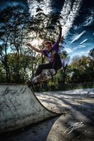 Awesome Skate Pic by autumnashes1515