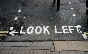 Look left by opcd
