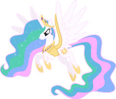 PoFM: Princess Celestia by Osipush